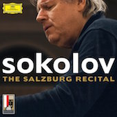 Album artwork for The Salzburg Recital / Sokolov / 2 CD