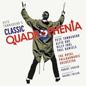 Album artwork for PETE TOWNSHEND'S CLASSIC QUADROPHENIA