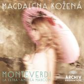 Album artwork for Monteverdi / Magdalena Kozena