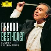 Album artwork for Abbado conducts Beethoven