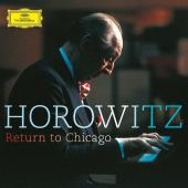 Album artwork for Horowitz Returns to Chicago