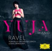 Album artwork for RAVEL: PIANO CONCERTOS / Yuja Wang