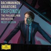 Album artwork for Rachmaninov Variations / Trifonov