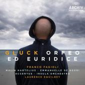 Album artwork for Gluck: Orfeo ed Euridice / Fagioli, Equilbey