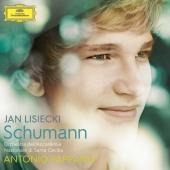 Album artwork for Schumann: Piano Concerto, etc / Lisiecki, Pappano