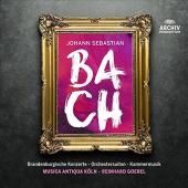 Album artwork for Bach: Brandenburg Concertos, Suites, Chamber Music