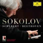 Album artwork for Schubert & Beethoven / Sokolov