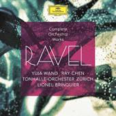 Album artwork for Ravel: Complete Orchestral Works (4CD)