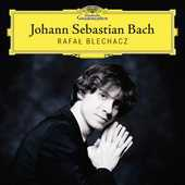 Album artwork for JOHANN SEBASTIAN BACH / Rafal Blechacz