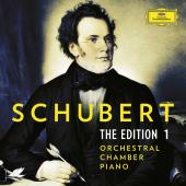 Album artwork for Schubert: The Edition vol.1 - Orchestral, Chamber,
