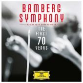 Album artwork for Bamberg Symphony - The First 70 Years