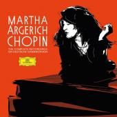 Album artwork for Complete Chopin Recordings / Argerich (5CD)