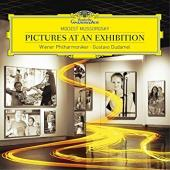 Album artwork for Mussorgsky: Pictures at an Exibition / Dudamel