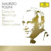 Album artwork for Pollini - Complete DG Recordings 55CD+3DVD