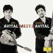 Album artwork for AVITAL MEETS AVITAL