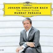 Album artwork for J.S. Bach: French Suites / Perahia
