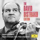 Album artwork for DAVID OISTRAKH EDITION 22-CD