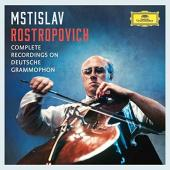 Album artwork for Rostropovich - Complete DG Recordings 37-CD