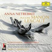 Album artwork for Puccini: Manon Lescaut / Netrebko, Pina