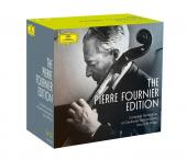 Album artwork for Pierre Fournier: COMPLETE RECORDINGS (25 CD)