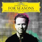 Album artwork for For Seasons / Daniel Hope