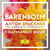 Album artwork for Bruckner: Symphonies / Barenboim