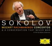 Album artwork for Mozart & Rachmaninov Concertos / Grigory Sokolov