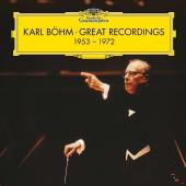 Album artwork for Karl Bohm - GREAT RECORDINGS 1953-72