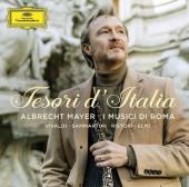 Album artwork for TESORI D'ITALIA / Albrecht Mayer