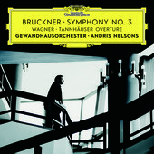 Album artwork for BRUCKNER: SUMPHONY 3 / Nelsons