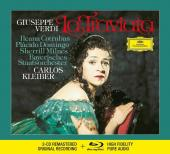 Album artwork for Verdi:La Traviata / Kleiber (CD & Blur-ray)