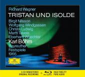 Album artwork for Wagner: Tristan und Isolde / Bohm / CD & Blu-ray