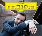 Album artwork for CHOPIN EVOCATIONS - Danil Trifonov