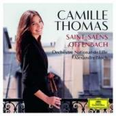Album artwork for SAINT SAENS AND OFFENBACH / Camille Thomas