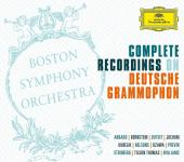 Album artwork for Boston Symphony - Complete DG Recordings (56 CDs)