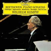 Album artwork for Beethoven: PIANO SONATAS (LP) / Kempff