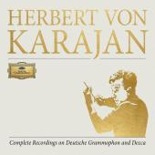 Album artwork for KARAJAN - Complete Recordings on DG & Decca