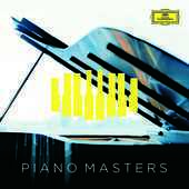 Album artwork for PIANO MASTERS
