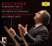 Album artwork for Bruckner: SYMPHONY NO.2 IN C MINOR / Muti