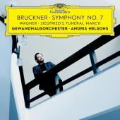 Album artwork for Bruckner: Symphony #7 / Nelsons