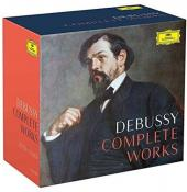 Album artwork for Debussy: Complete Works (22CDs/2DVDs)