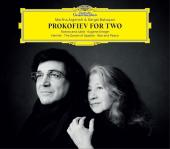 Album artwork for PROKOFIEV FOR TWO / Argerich, Babayan