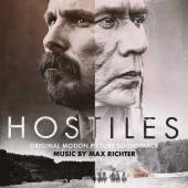 Album artwork for HOSTILES OST / Max Richter