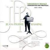 Album artwork for Jean-Pierre Rampal: Concertos and Recitals 1961-65