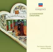 Album artwork for Le Chansonnier Cordiforme - Consort Musicke