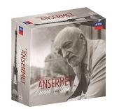 Album artwork for Ansermet conducts French Music 32CD set
