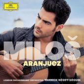 Album artwork for Milos: Aranjuez