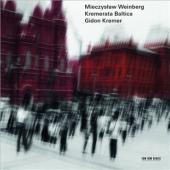 Album artwork for MIECZYSLAW WEINBERG / Gidon Kremer