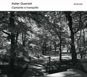 Album artwork for KELLER QUARTET - CANTANTE E TRANQUILLO