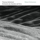 Album artwork for Schumann: Violin Concerto, etc /Zehetmair